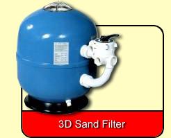 3D Sand Filter