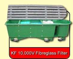 KF 10,000V Fibreglass Filter