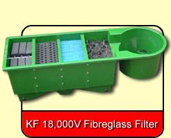 KF 18,000V Fibreglass Filter