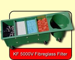 KF 5000V Fibreglass Filter
