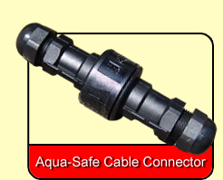 Aqua-Safe Cable Connector