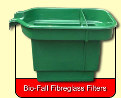 Bio-Fall Fibreglass Filters