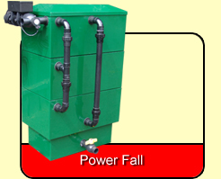 Power Fall - Powered Trickle Filter