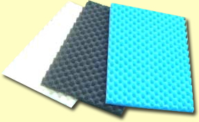 Reticulated Foam Sheets