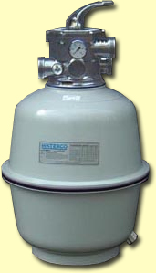 Thermoplastic Sand Filter