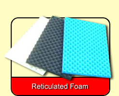 Reticulated Foam