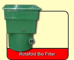 Rotafold Bio Filter