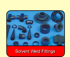 Solvent Weld Fittings