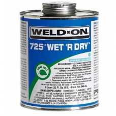 Weld-On 725™ Wet 'R' Dry Glue
