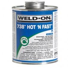Weld-On 738™ Hot N Fast Glue