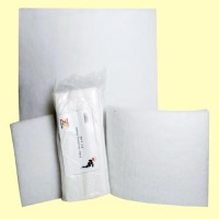Replacement White Filter Wadding Sheets For Mega Filters
